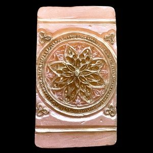Handmade Cathedral design made to order soap